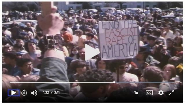 Vídeo da PBS sobre o primeiro Dia da TerraAssista aqui