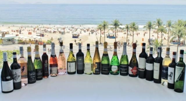 Participantes de outra edição da Grande Prova Vinhos do Brasil
