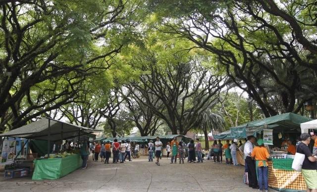 Feira de orgânicos do Parque Ibirapuera