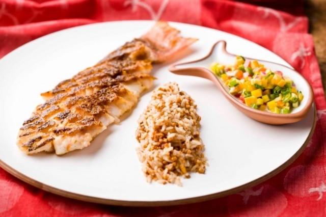 Receitasdo chef Bernard Twardy, do livro Cozinha Tropical Cearense