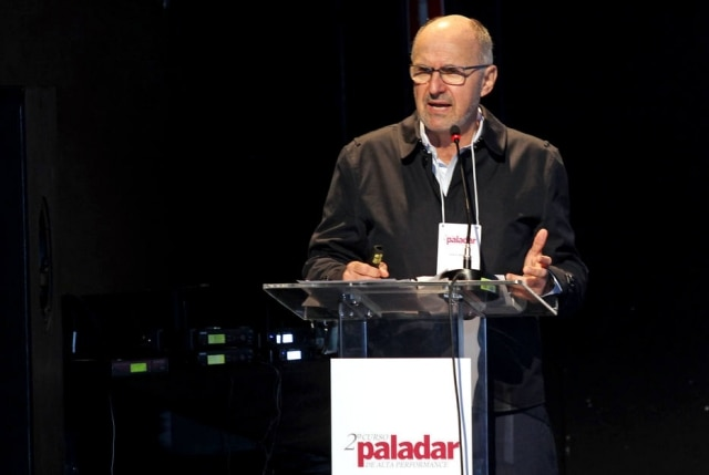 Roberto Bielawski, fundador do Grupo Ráscal, foi o primeiro palestrante da 2ª edição do curso Paladar de Alta Performance.