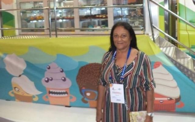 Sonia Maria tem 69 anos de idade.