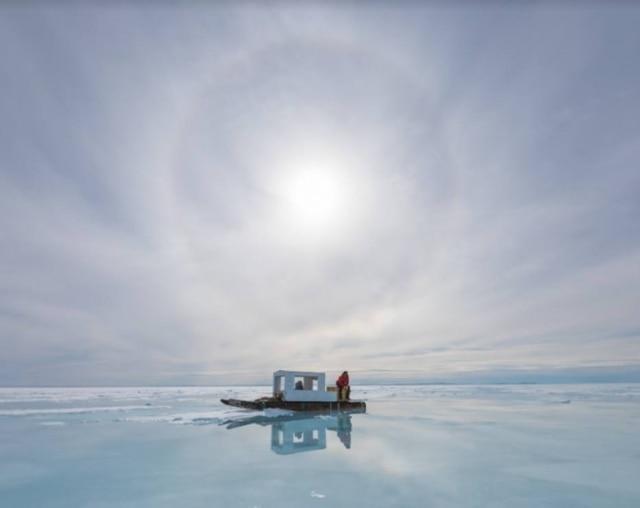 Registro do projeto 'Open Water Season: Adapting to an Ice-Free Artic'