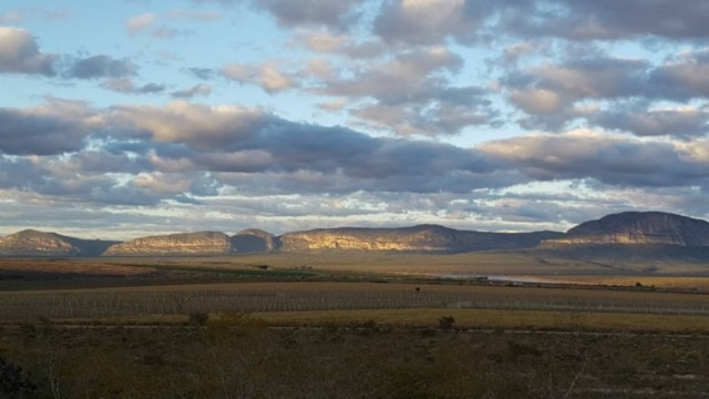 Fazenda Progresso, na Chapada Diamantina (BA)