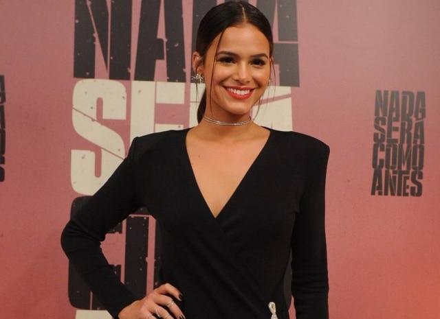 Bruna Marquezine interpreta a atriz e dançarina Beatriz
