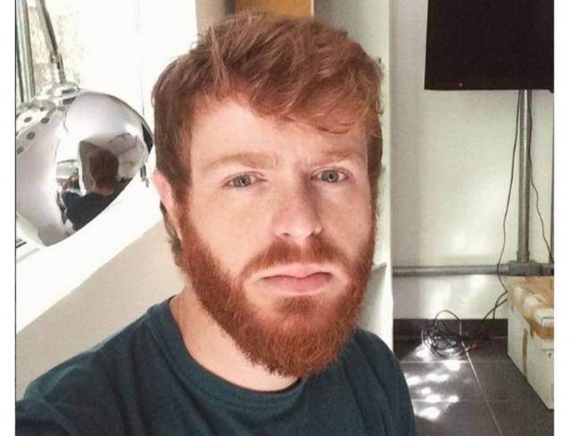 Erick Krominski foi repórter do 'CQC', da Band, em 2015.