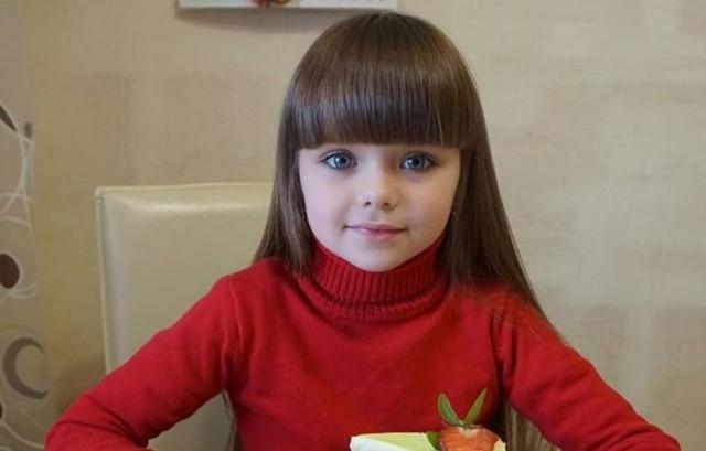 Anastasiya Knyazeva temcontrato com uma agência de modelos russa