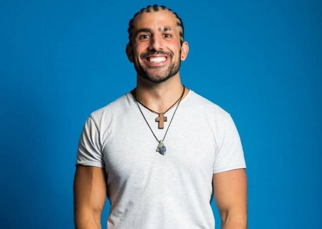 Kaysar Dadour, vice-campeão do BB18.