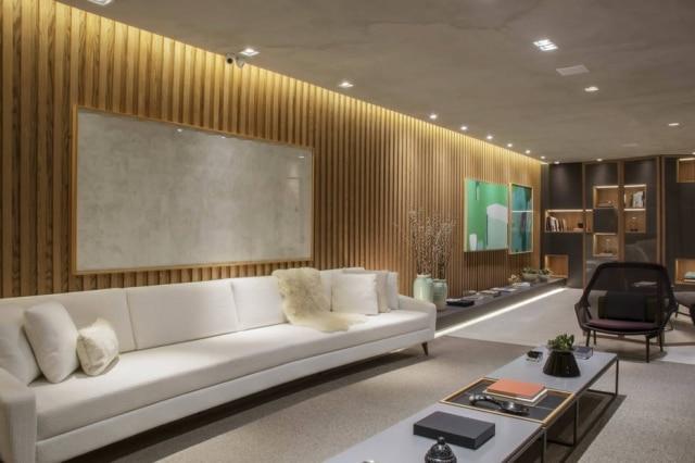 A arquiteta Patricia Hagobian projetou o ambiente vencedor desta categoria, uma das mais disputadas do prêmio