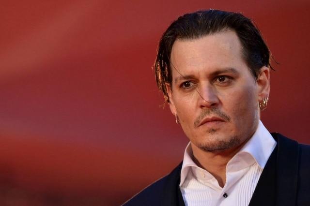 Johnny Depp já se divorciou uma vez