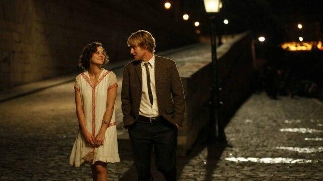 Cena do filme Meia Noite em Paris