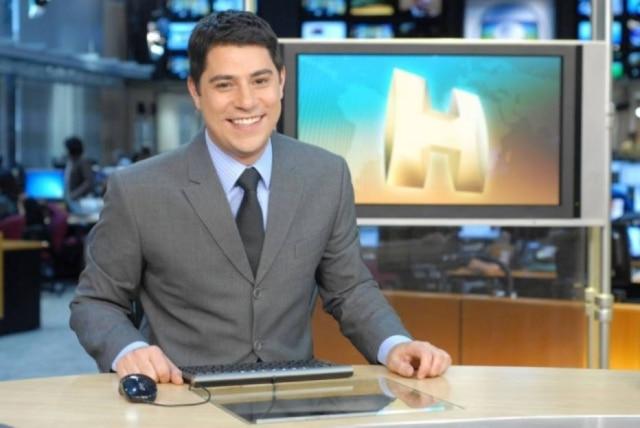 Evaristo Costa deixou a Globo e vai tirar 'ano sabático' fora do Brasil com sua família.