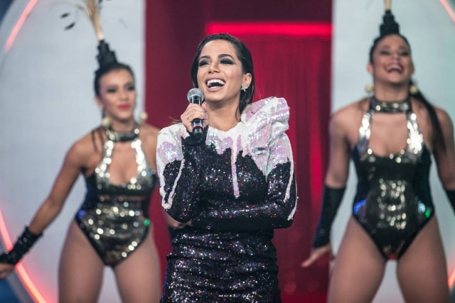 Anitta foi convidada para se apresentar com Fergie no Rock In Rio no lugar de Pabllo Vittar.