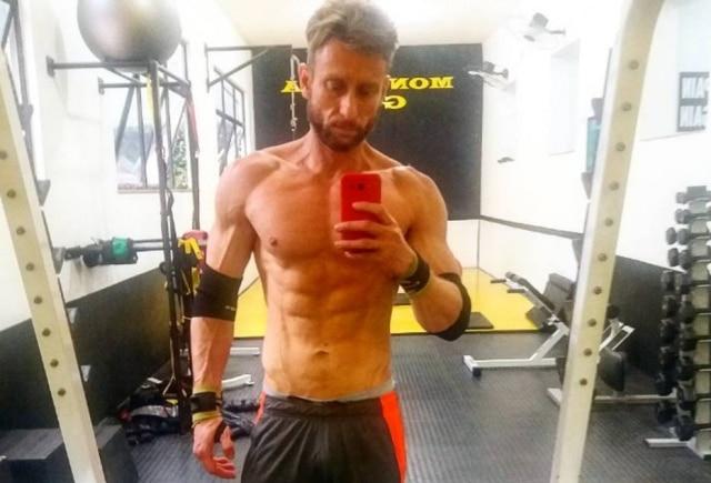 Bruno Bebianno passou de 102 kg para 75 kg