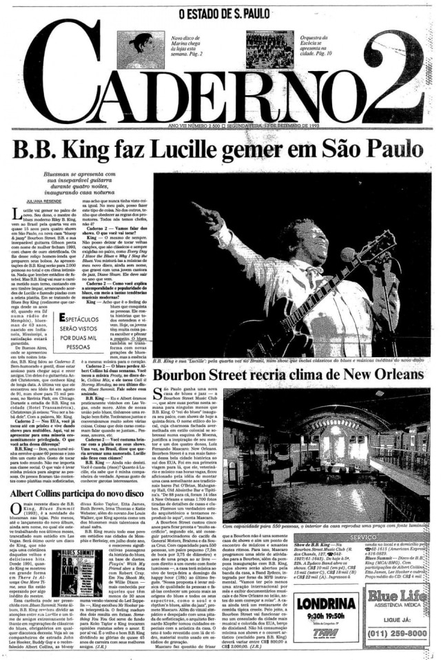 > Estadão - 13/12/1993