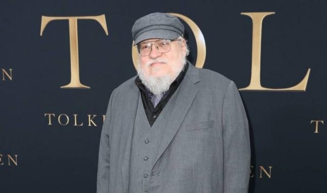 George R. R. Martin, autor dos livros que deram origem à série 'Game of Thrones'