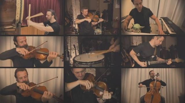 Família Lima faz cover da música de abertura de 'The Mandalorian', e conta com 'participação' do Baby Yoda