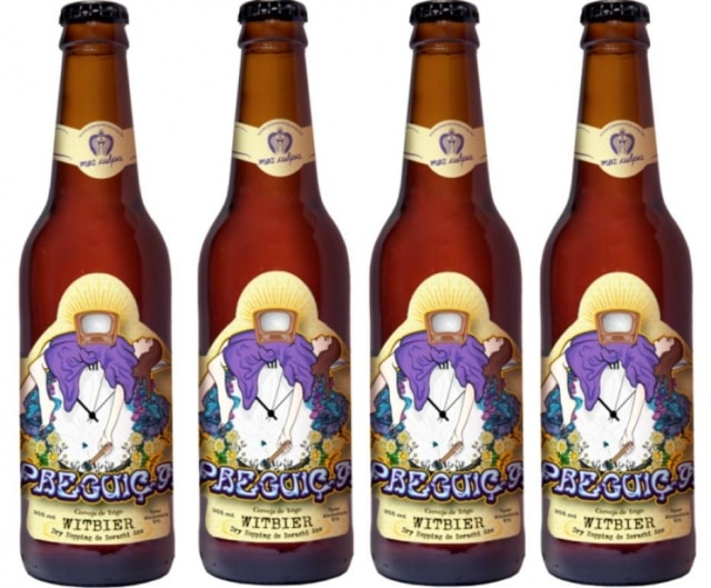 Cerveja Mea Culpa Preguiça