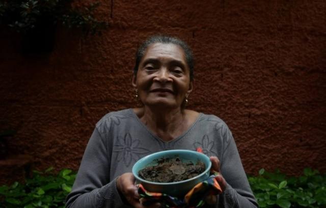 Dona Ruth vai servir sua maniçoba no Barú, restaurante do chef Dagoberto Torres
