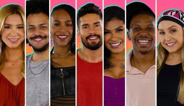 Participantes da 21ª edição do 'Big Brother Brasil'