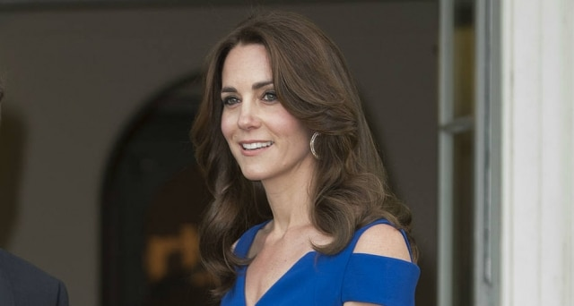 Kate Middleton foi a evento olímpico com vestido de R$ 10 mil