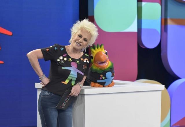 A apresentadoria Ana Maria Braga explicou a ausência de Louro José do 'Mais Você' nos últimos dois dias.