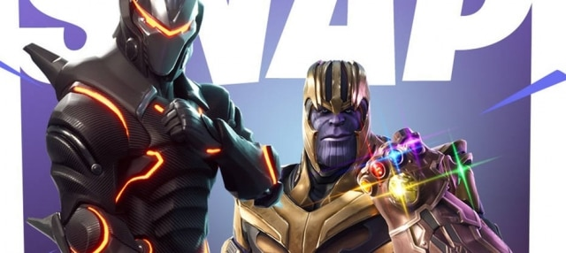Thanos, vilão do filme 'Vingadores: Guerra Infinita', vai aparecer em modo de jogo especial no Fortnite
