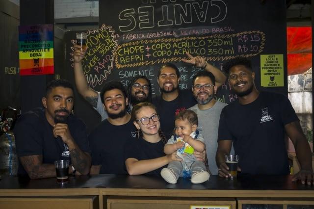 Equipe da CervejariaImplicantes
