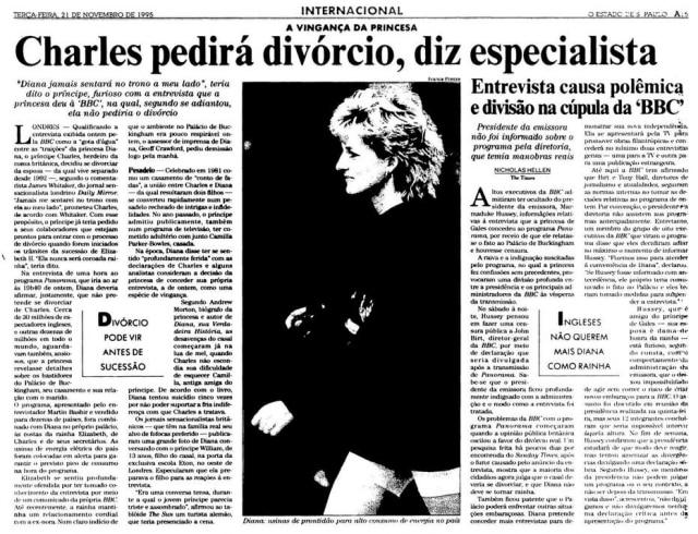 > Estadão - 21/11/1995