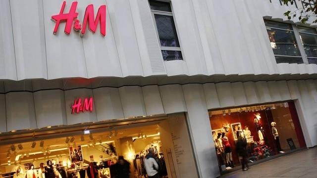 A H&M está presente em 56 países e tem cerca de 3.000 lojas