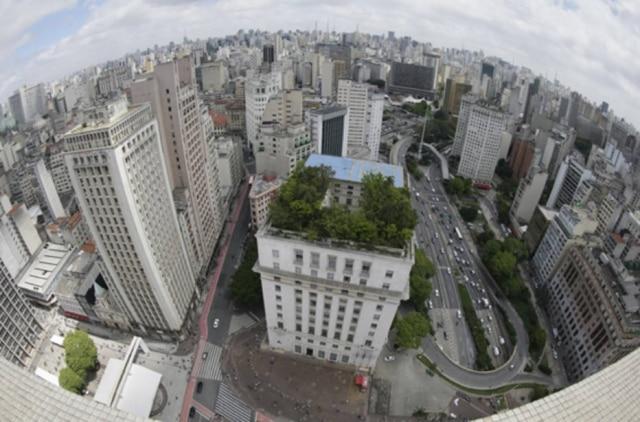 Edificio Matarazzo, sede da Prefeitura de São Paulo