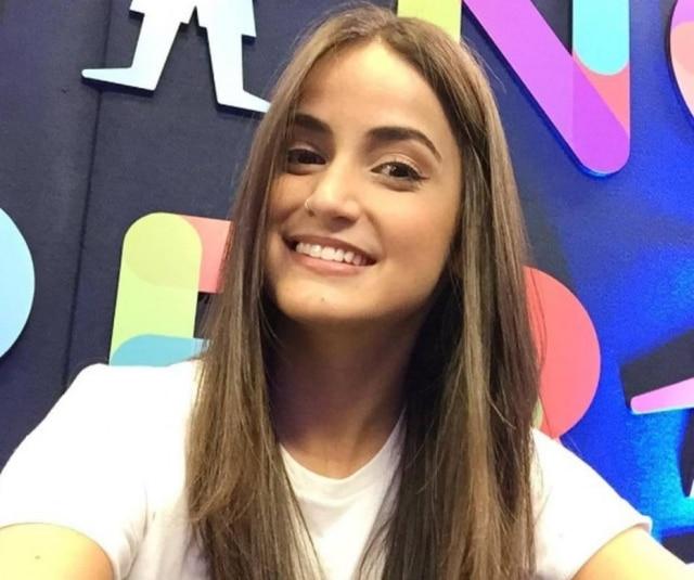 Mari Palma revela que recebeu conselhos de Bonner antes de estrear na TV.
