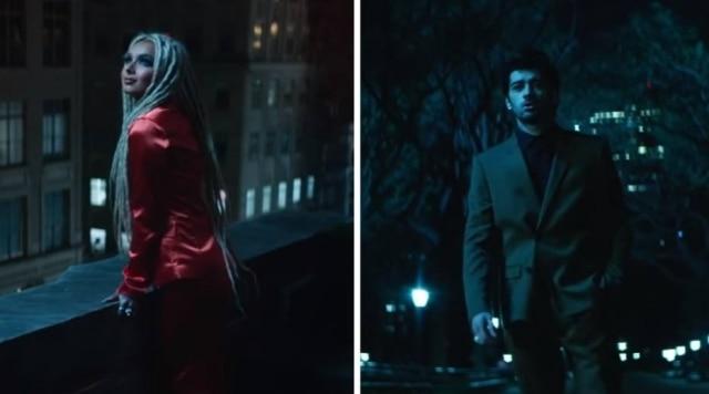 Zayn e Zhavia Ward interpretam 'A Whole New World', da trilha sonora de 'Aladdin'.