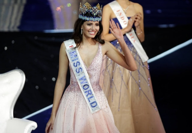Stephanie Del Valle, Miss Mundo 2016.