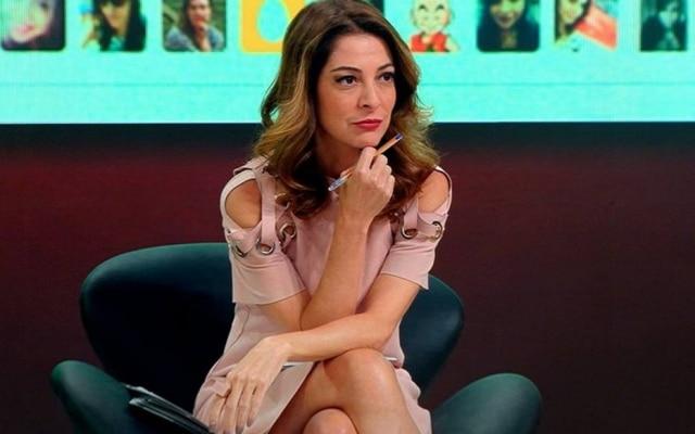 Ana Paula Padrão discute situações machistas do 'MasterChef Profissionais'.