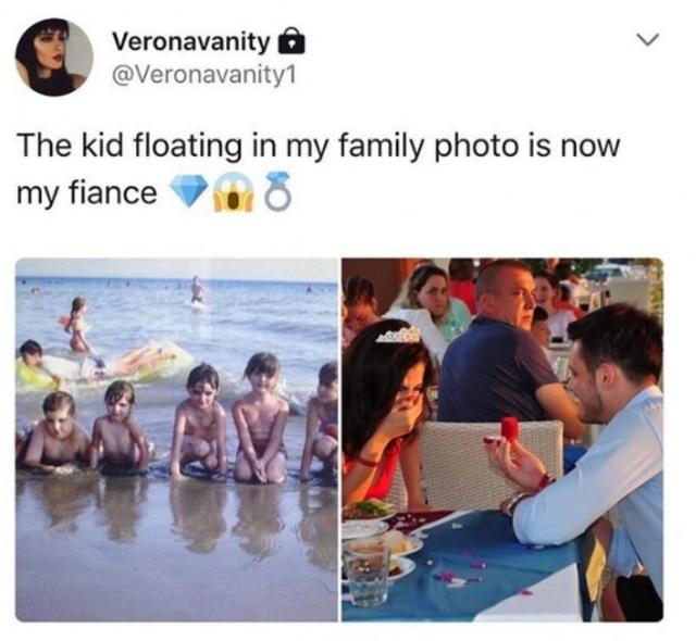 Verona compartilhou a história no Instagram no início do mês e o post já passa das 30 mil curtidas