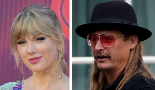 Taylor Swift e Kid Rock