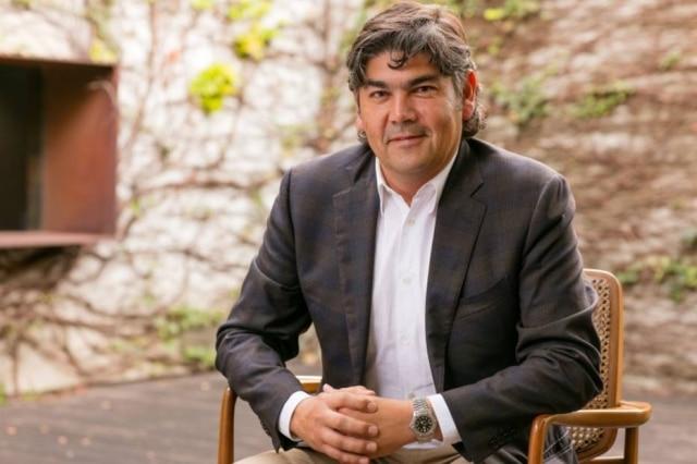 Gustavo González, enólogo da Guaspari.
