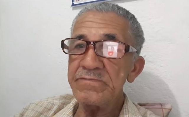 Nilson Izaias, de 71 anos, consegue finalizar um 'slime' e vídeo viraliza no Youtube.