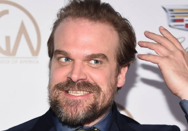 Ator David Harbour