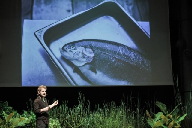 Doug McMaster, chef britânico é um dos ícones da cozinha sustentável