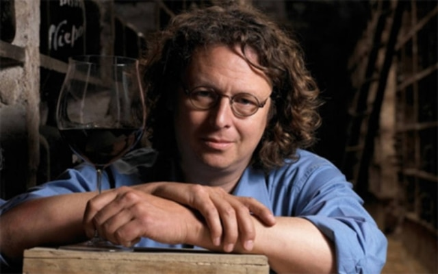 O produtor de vinhos português Dirk Niepoort