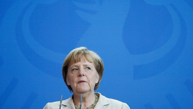 Angela Merkel é chanceler alemã desde 2005.