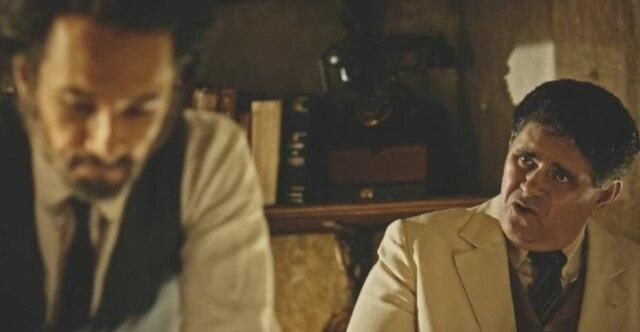 Batoré e Rodrigo Lombardi contracenaram juntos na novela 'Velho Chico'