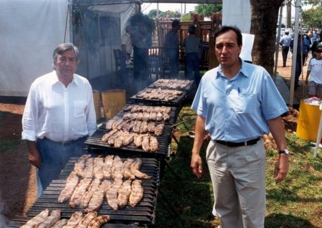 O espanhol chegou ao Brasil com 20 anos, trabalhou como garçom e maître antes de construir seu império de churrascarias