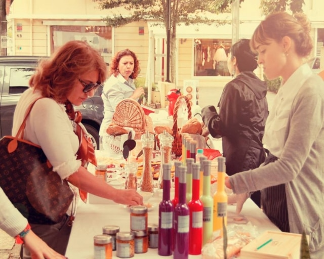Festival de rua acontece durante o mês de outubro