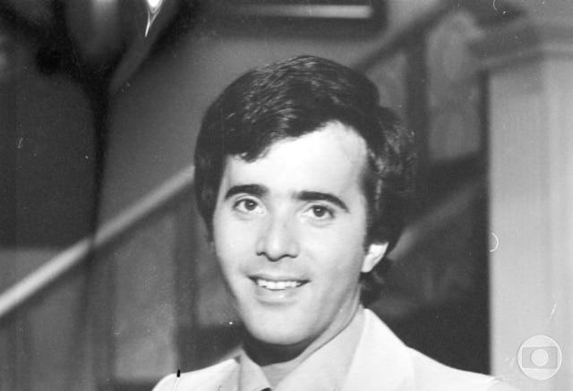 O ator Tony Ramos.