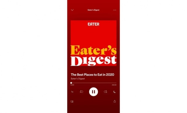 Podcast Eater's Digest.