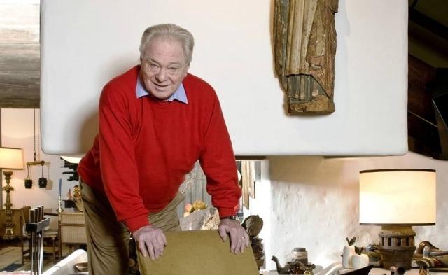O designer Jorge Zalszupin, morto, aos 98 anos, na madrugada desta segunda, 17, de agosto