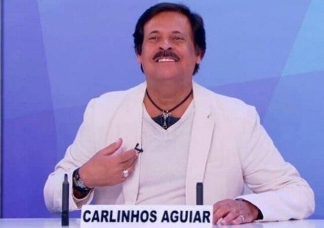 Carlinhos Aguiar no 'Programa Silvio Santos'